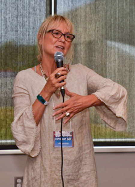 Manon Savoie, fondatrice